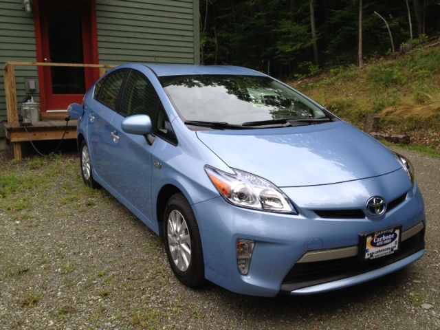 photo of Prius